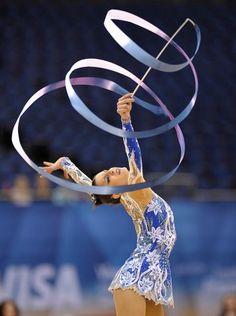 Carolina RODRIGUEZ (ESP) Ribbon