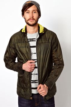13 Men s Winter Fashion Coats and Jackets  Ma.Strum Technical Jacket from  ASOS. a298dc5efc4