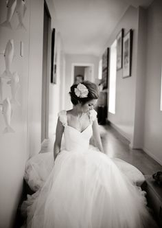 There's no way I'll be able to pick out one wedding dress if the day comes... Too many beautiful ones!