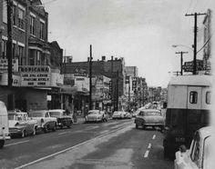 Monmouth Street, Newport, Kentucky; 1961