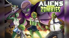 Travel through time in this futuristic theme containing Aliens and Zombies. Develop an epic game and create a unique story. All the characters come with ready to use animations. Free Game Assets, 3 Characters, Alien Vs, Epic Games, Free Games, Games To Play, Creatures, Zombies, Animation