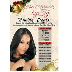 Holiday Hair Deals When you (3) Bundles from me your #sewin is FREE Contact me through link on my bio first time client offer #styleseat #bundledeals #indyhair  #thecutlife #voiceofhair  #nyhair #indianastylist #nystylist #chicagohairstylist #midwesthair #chicagohair #sewin #weave #closure #hairbyty #indysalon #indy #bundles #atlhair #lahair #hammondhair by face_goddess