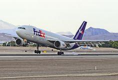 """FedEx Express 1997 Airbus A300F4-605R N670FE (cn 777) """"Amrit"""""""