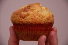Zitronen-Ingwer-Muffin