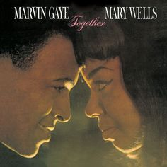 """Marvin Gaye And Mary Wells Together on 180g LP One of the most iconic singers of his generation, Marvin Gaye aka The Prince of Motown, was cited for his """"huge contribution to soul music in general and"""