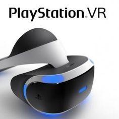 Play Station VR (Sony tan original como siempre a la hora de poner nombre a sus productos).