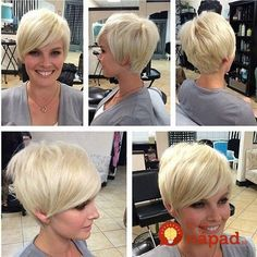 Best New Short Hairstyles for Long Faces Easy Short Haircut for Fine Hair - Best New Short Hairstyles for Long Faces Pictures Of Pixie Haircuts, Short Haircuts 2014, New Short Hairstyles, Haircuts For Fine Hair, Popular Haircuts, Pixie Hairstyles, Haircut Short, Black Pixie Haircut, Modern Haircuts