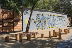 Children's Zoo by Wowhaus Park Playground, Playground Design, Children Playground, Zoo Architecture, Kids Zone, Camping With Kids, Outdoor Play, Kids Playing, Landscape Design