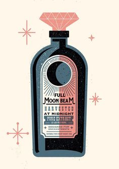 Bottled Moon Beams