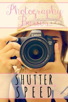 Photography Basics {Shutter Speed} | Photography Basics | Kylie Purtell - A Study in Contradictions