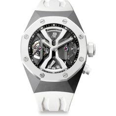Audemars Piguet Royal Oak Concept GMT Tourbillon Titanium