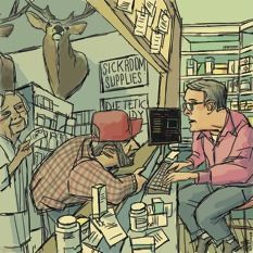 Pharmacist Don Colcord Sustains Nucla, Colorado : The New Yorker