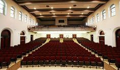 Western Hills High School auditorium.