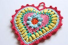 Grandma's Heart free pattern