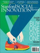 Stanford Social Innovation Review l Great magazine highlighting trends in social innovation, new and established social enterprises, and influential people shaping today's efforts in social change