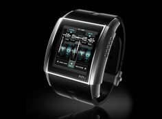 Slyde HD3 Touchscreen LED Watch   Twisted Lifestyle
