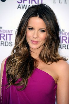 Ombre. Must try this hair color! I adore her!