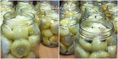 Aleda konyhája: Ecetes almapaprika káposztával töltve Garlic, Canning, Vegetables, Food, Essen, Vegetable Recipes, Meals, Home Canning, Yemek