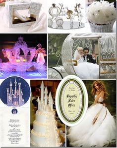 Fairytale Wedding Inspiration Board