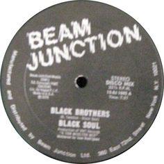 Black Soul - Black Brothers / Mangous Ye
