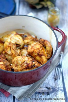 Shis Taouk czyli kurczak po libansku