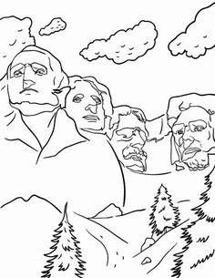 Printable Uncle Sam coloring page. Free PDF download at