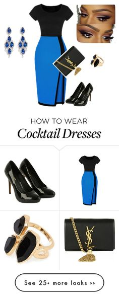 """""""Dinner Party"""" by maida-demirovic on Polyvore"""