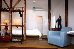 Luxury hostels: The Independente Hostel, Lisbon 10 of the best luxury hostels in Europe 2013 Europe Hostels, Backpacking Europe, Urban Architecture, Spain And Portugal, Architectural Features, Study Abroad, The Guardian, Home Furniture, Interior Design
