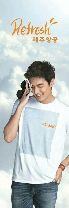 Lee Min Ho | Jeju Air