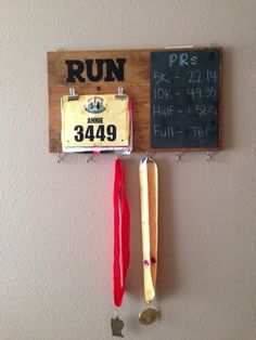 PR medal board