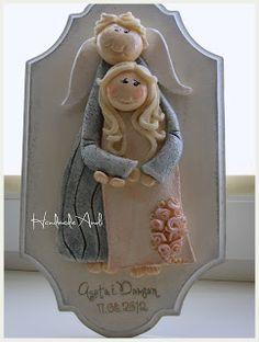 Christmas Ornament Sets, Salt Dough, Backyard Landscaping, Art For Kids, Bookends, Sculpting, Decoupage, Diy And Crafts, Haha