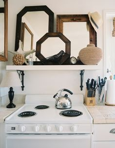 mirrors | kitchen