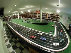 Slot Car Illustrated, The Online Magazine for Slot Cars! - Features - A Man With A Passion For Slot Cars... Osvaldo Pace!