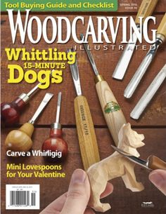 A stress-free beginner's guide to choosing tools by Bob Duncan Beginning carvers often buy a set of carving tools and end up with an assortment of tools they will never use. Instead of paying for tools that don't fit your needs, buy tools à la carte and create your own …