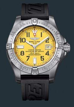 Breitling Avenger Seawolf. A rather fine timepiece...