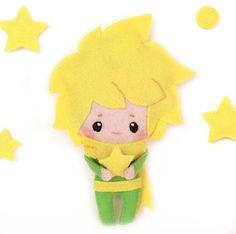 ~ Le Petit Prince ~ teacuplion @ etsy