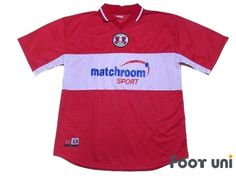 Leyton Orient FC 2002-2003 Home Shirt - Football Shirts,Soccer Jerseys,Vintage Classic Retro - Online Store From Footuni Japan