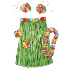 Ahhh yesssss this Complete Hula Outfit just made my summer!!! I NEED it now