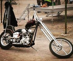 Pan Chopper #harleydavidson #motorcycles