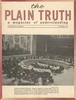 Where Did Jesus Command You to Observe SUNDAY? Plain Truth Magazine December 1962 Volume: Vol XXVII, No.12 Issue: