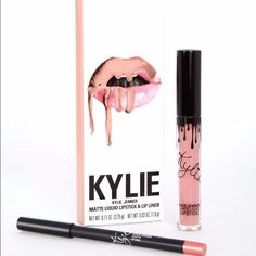 Kylie Lip Kit - Koko K