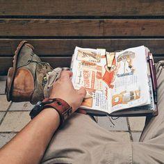 A Traveler's Notebook..