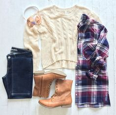 Gorgeous Fall/Winter Teen Outfits