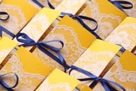 Sunny wedding invites