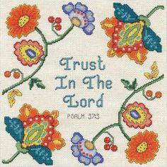 Bible Verses - Cross Stitch Patterns & Kits - 123Stitch.com                                                                                                                                                                                 More
