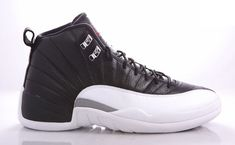 hot sale online 3f66a 4c2b7 Air Jordan 12 - black and white