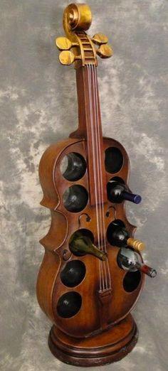 De vieilles guitares en bois usag es peuvent se transformer en objets d co ou tag res murales - Objets recuperes et transformes ...