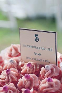 Stawberrilicious cake!