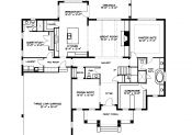 Queen Anne House Plan Victorian House Plan
