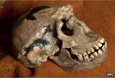 Conflict and 'boom-bust' explain humans' rapid evolution